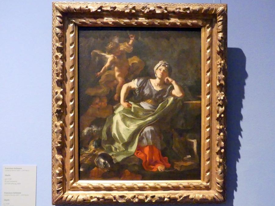 Francesco Solimena: Sibylle, um 1730