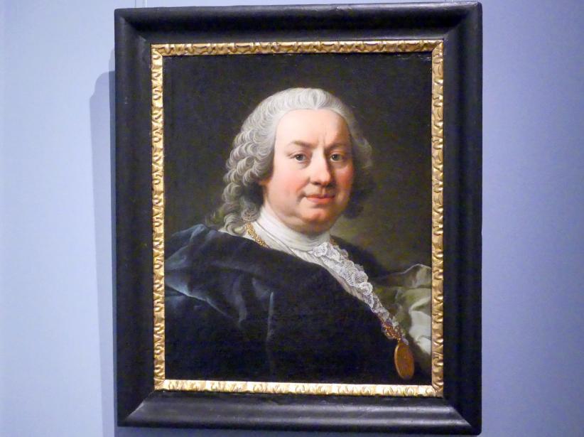 Martin van Meytens der Jüngere: Selbstbildnis, Um 1745