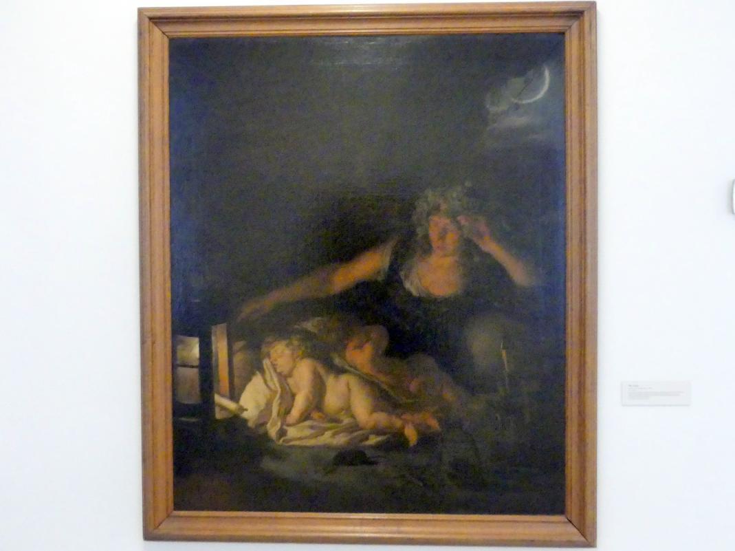 Joachim von Sandrart der Ältere: Die Nacht, Undatiert