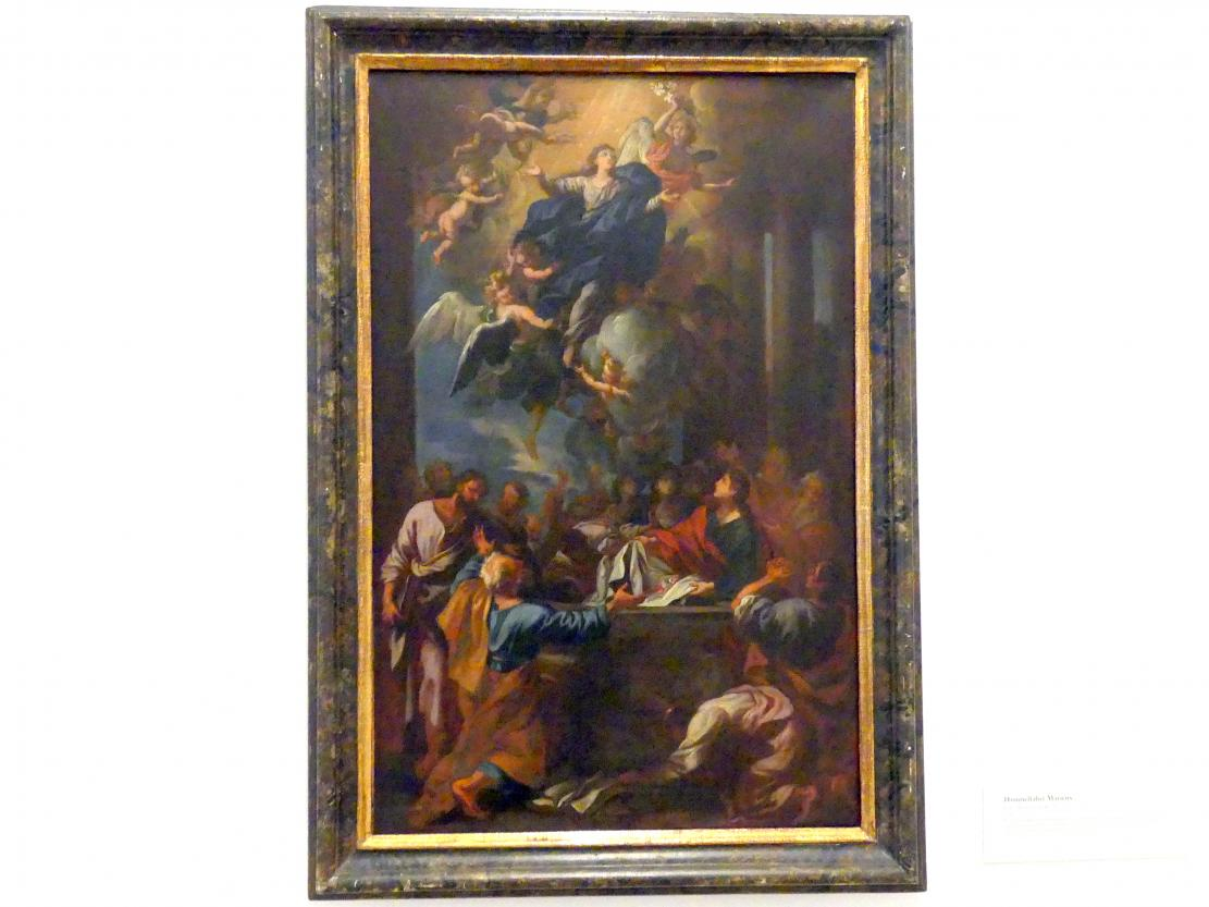 Carlo Innocenzo Carlone: Himmelfahrt Mariens, Undatiert