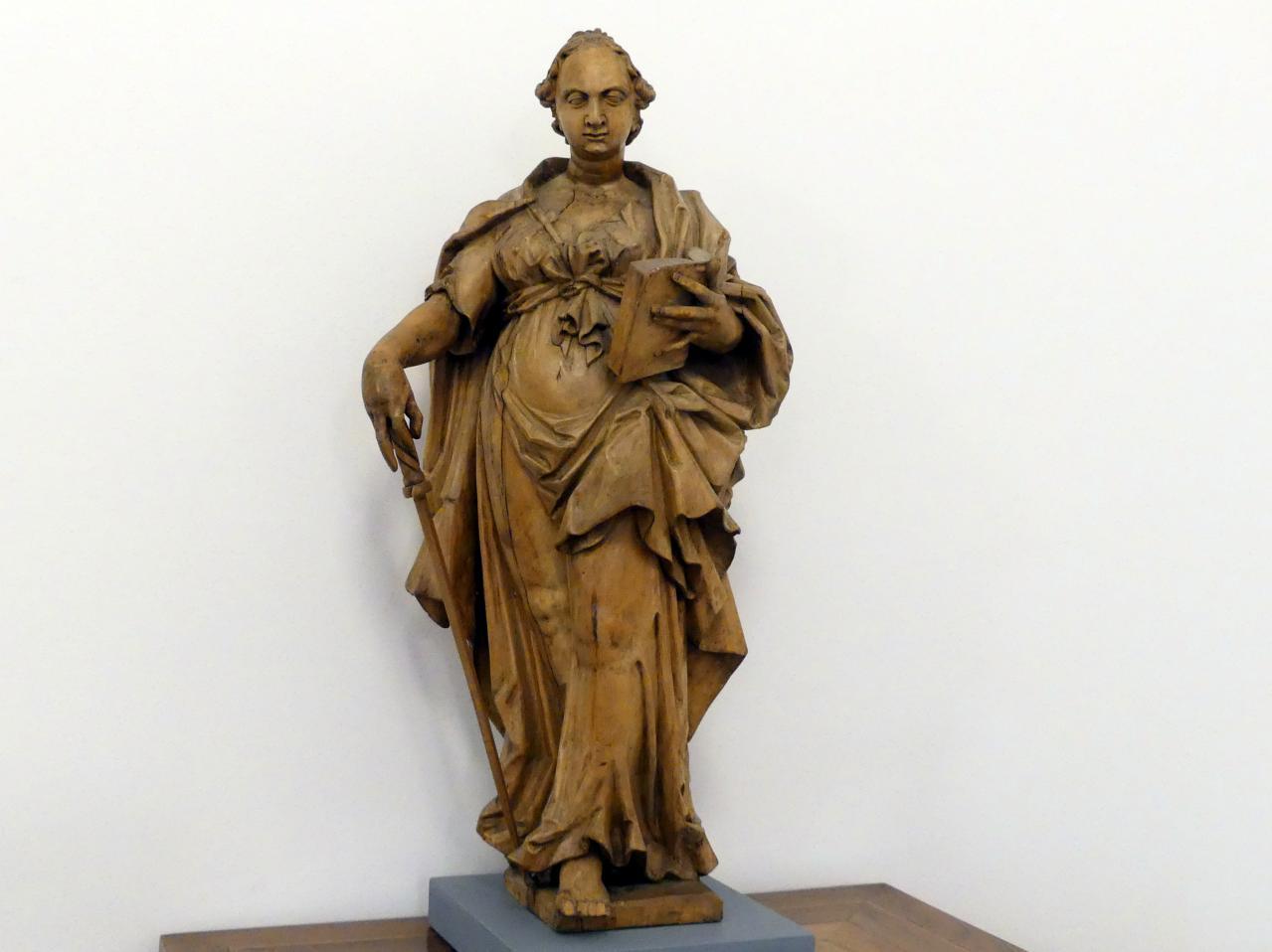 Justitia oder hl. Katharina, Beginn 17. Jhd.