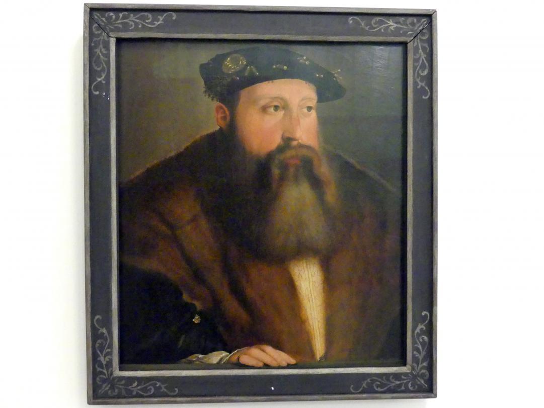 Christoph Amberger: Herzog Ludwig von Bayern, um 1540, Bild 1/2