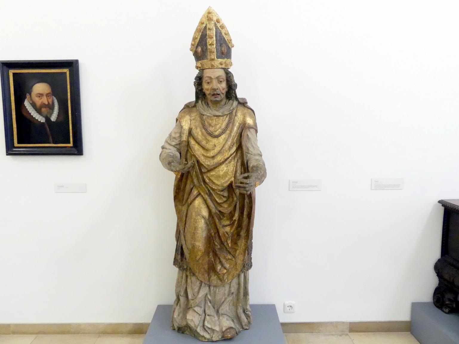 Hl. Bischof, 2. Hälfte 16. Jhd.