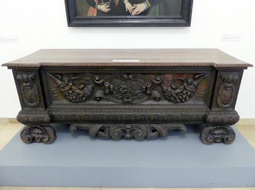 Cassone, Um 1600