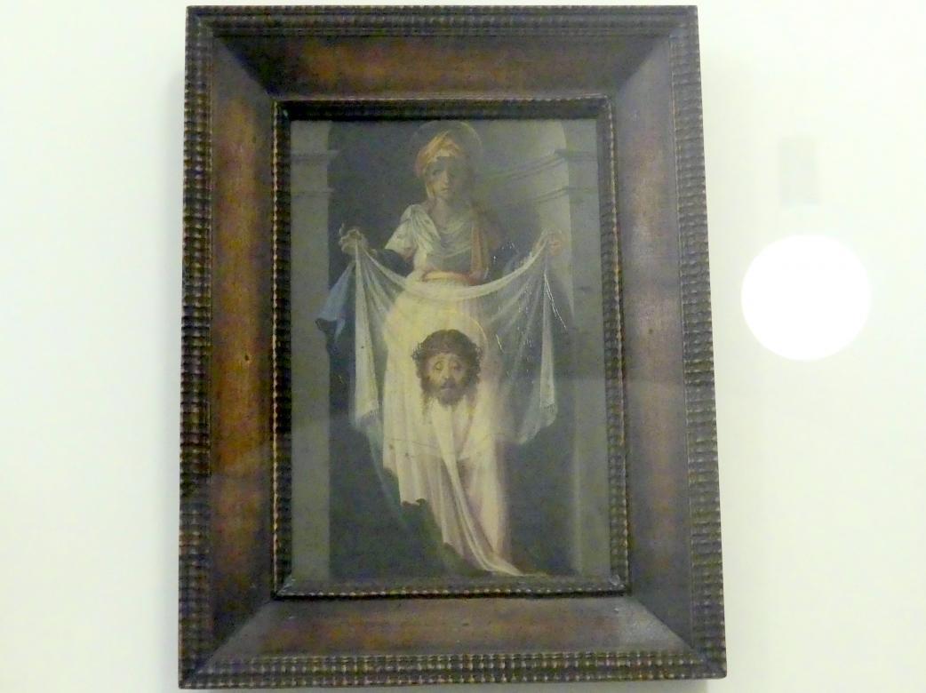 Friedrich Sustris: Hl. Veronika, Undatiert