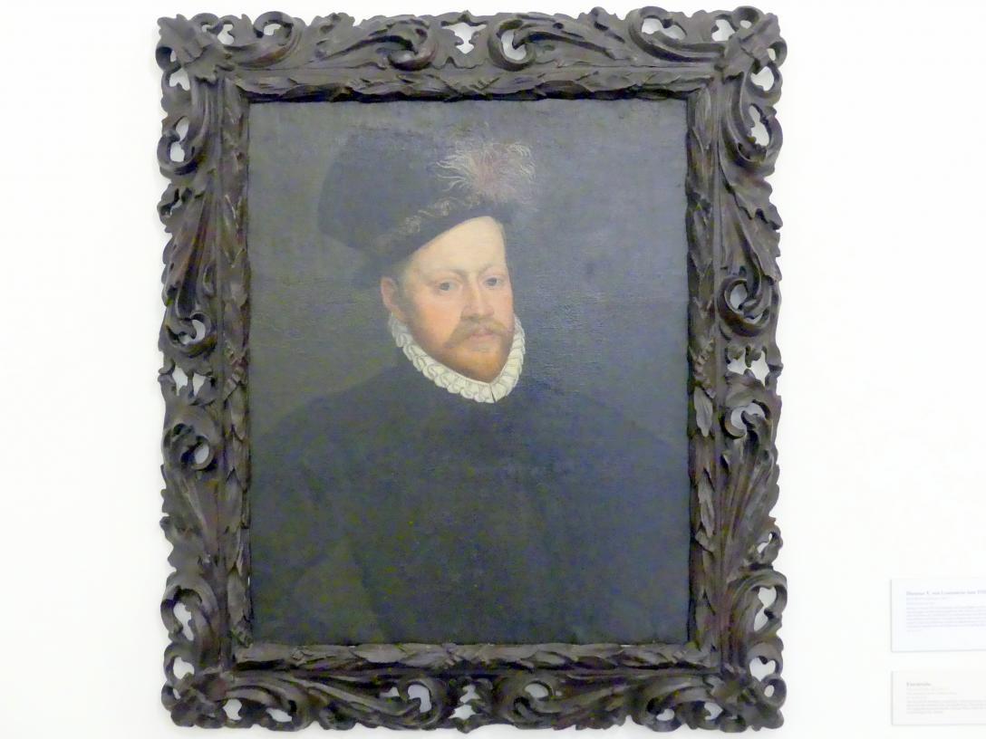 Jakob Seisenegger: Dietmar V. von Losenstein (um 1510-1577), Um 1560