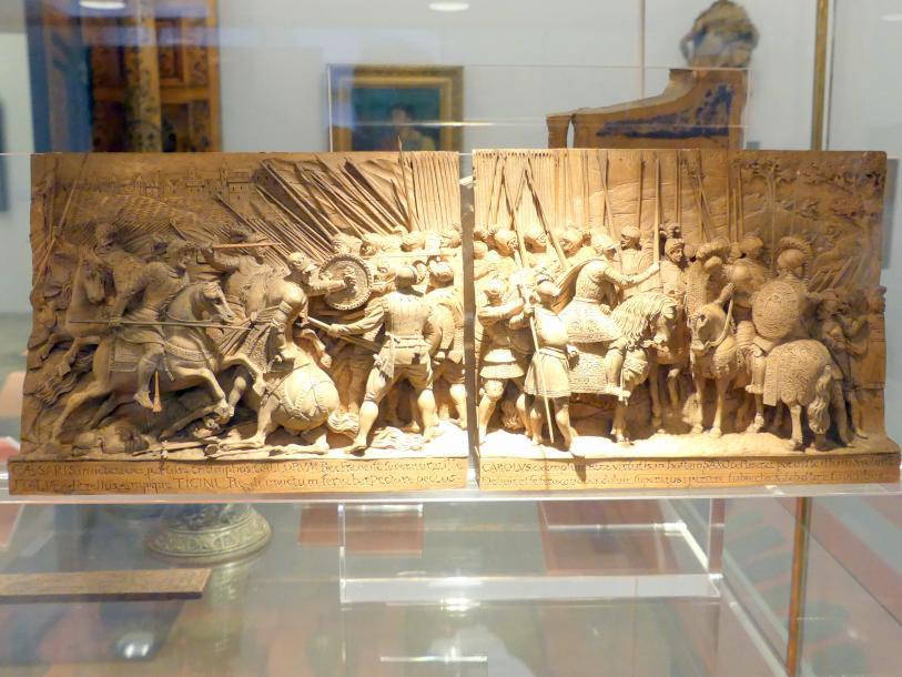 Alexander Colin (Umkreis): Schlacht bei Pavia - Schlacht bei Mühlberg, Undatiert
