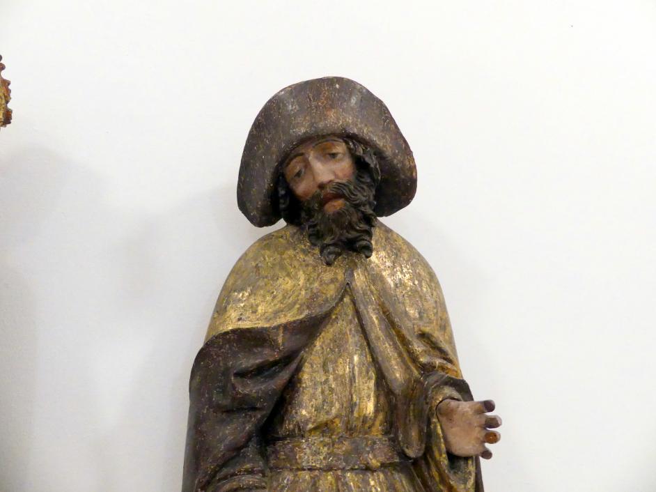 Hl. Rochus, Um 1520