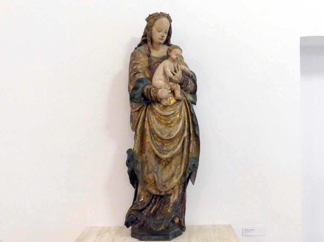 Madonna mit Kind, um 1520