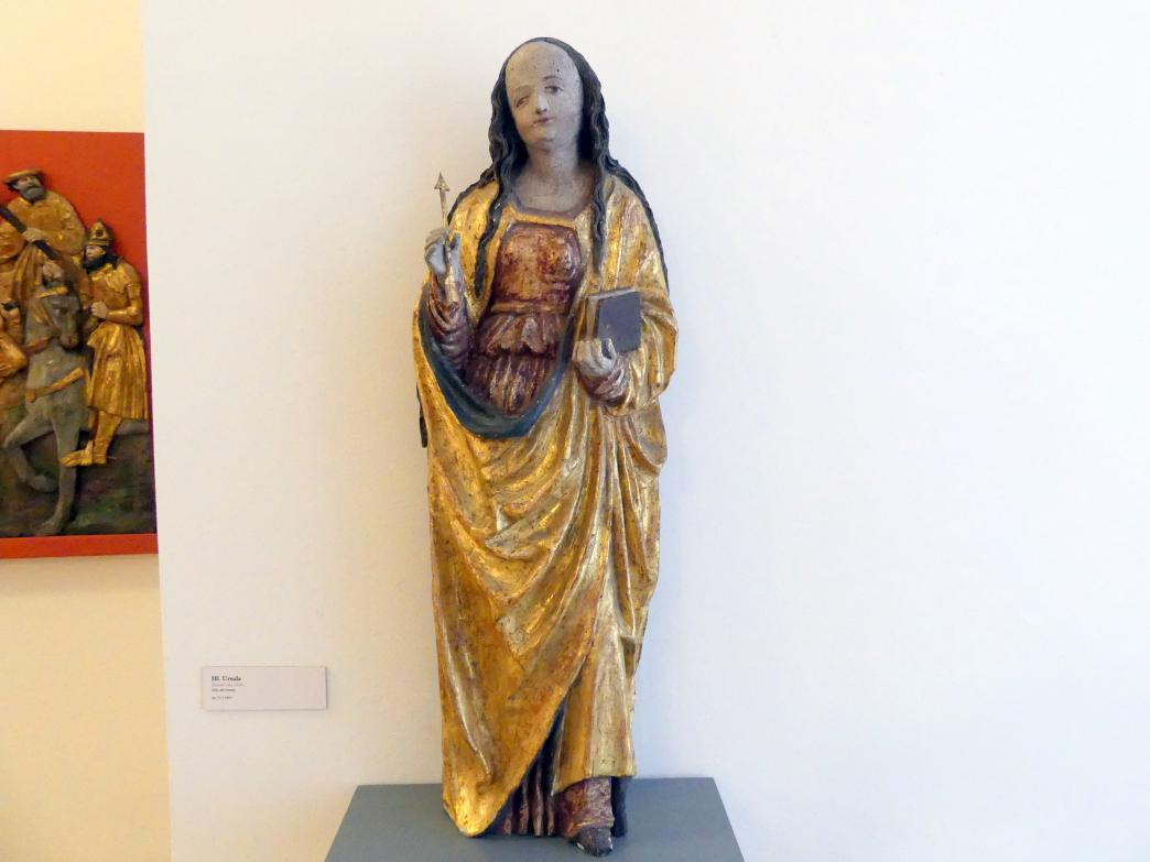 Hl. Ursula, um 1510