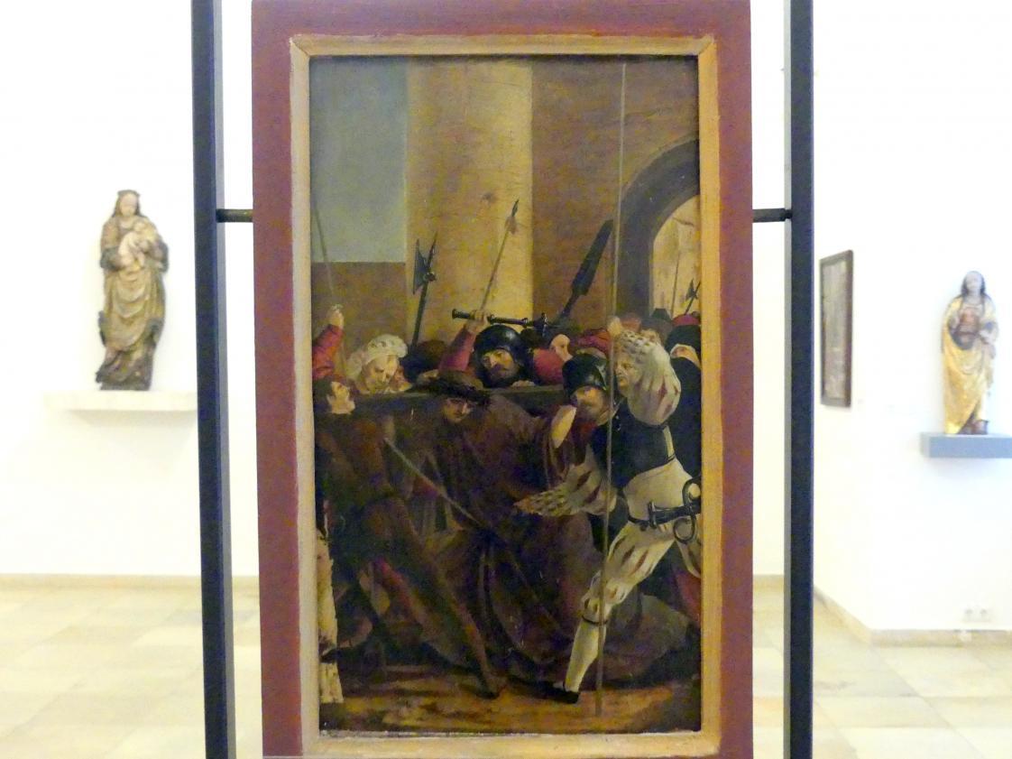 Kreuztragung Christi, um 1520