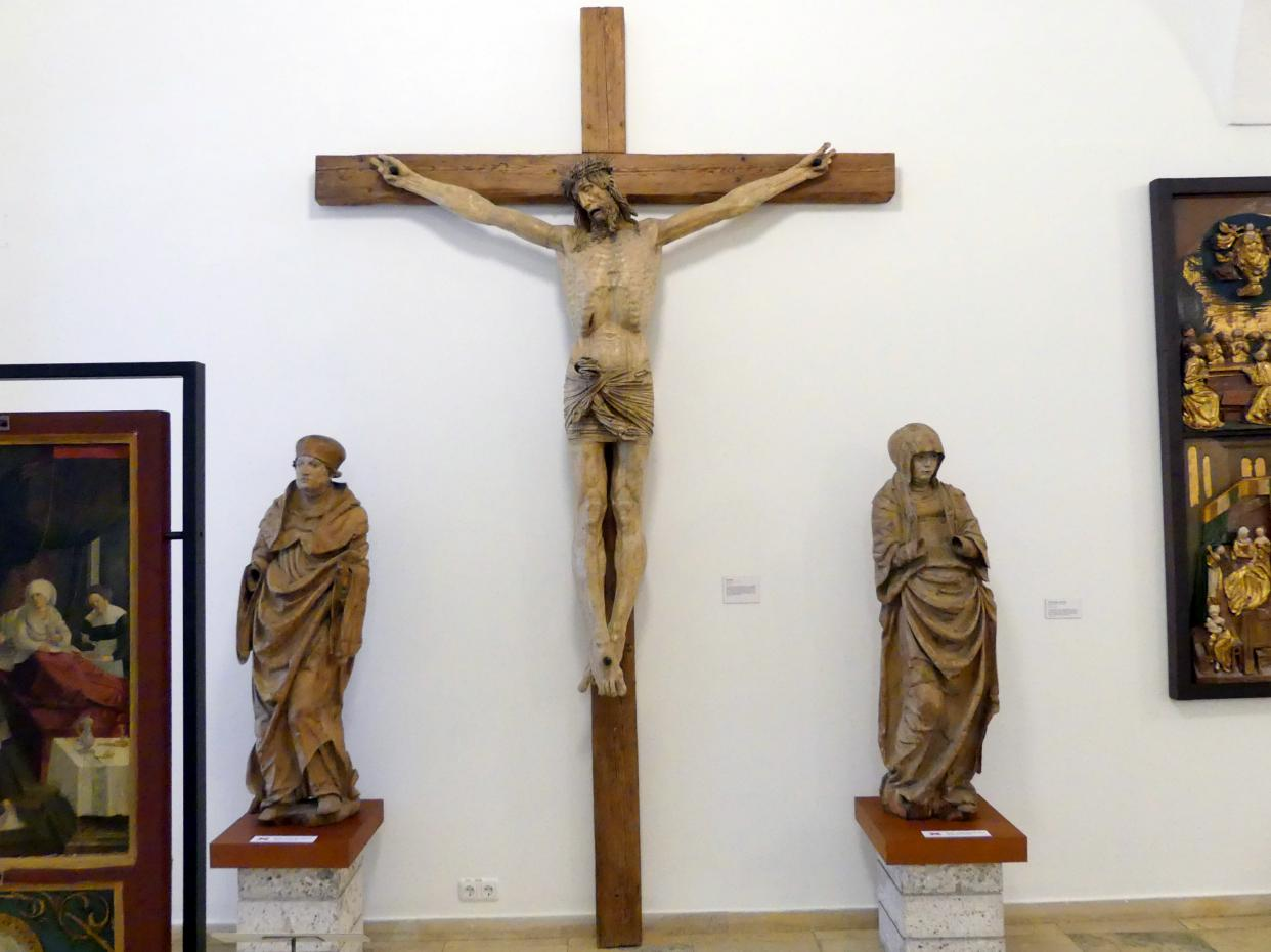 Kruzifix, Um 1510 - 1520