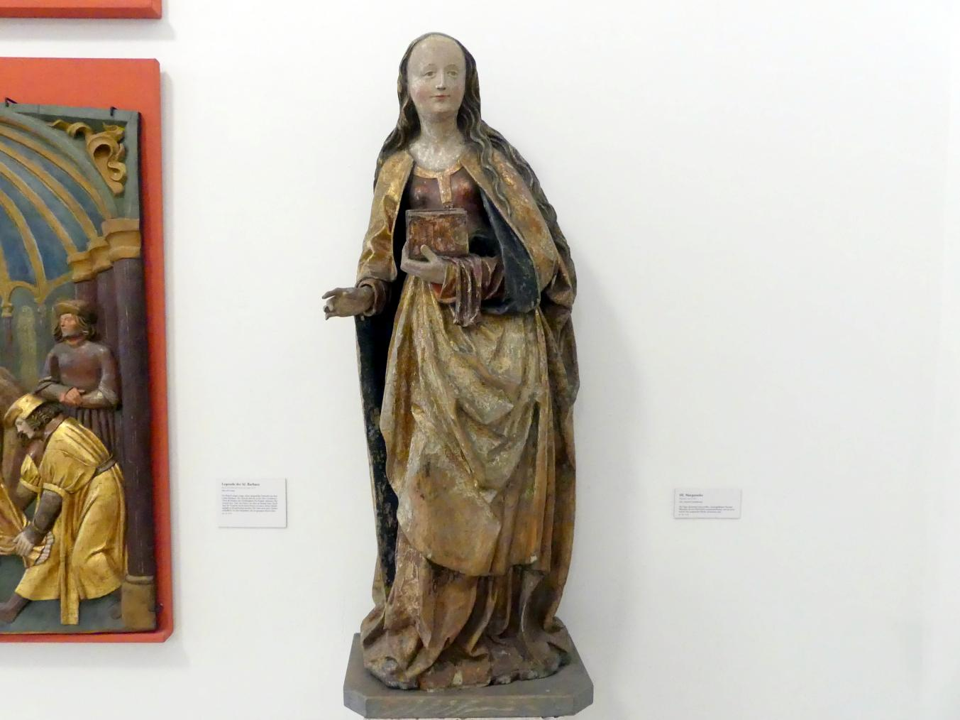 Hl. Margarethe, um 1520