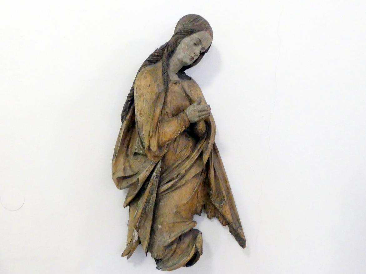 Kniende Maria, Um 1507
