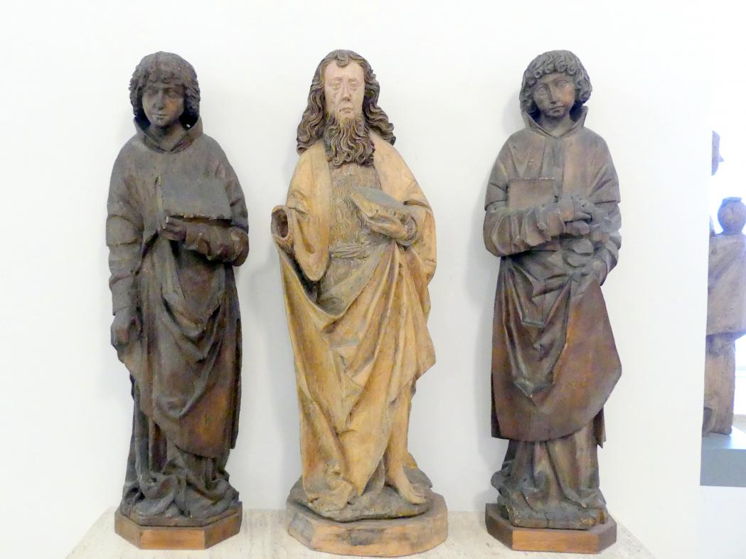 Hll. Stephanus und Laurentius, Ende 15. Jhd.