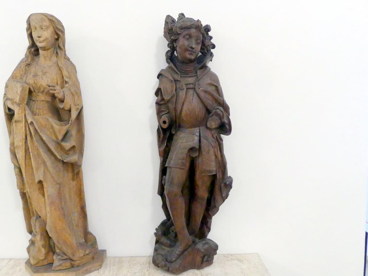 Hl. Michael, Um 1505