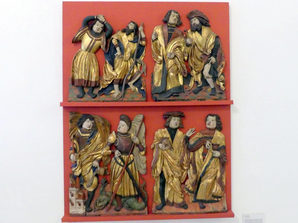 Nothelfer, um 1520