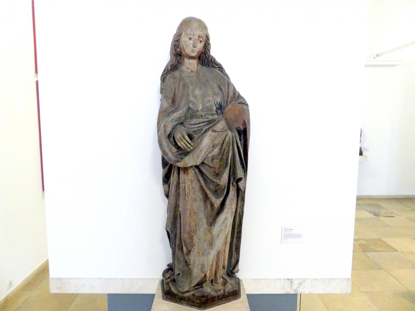 Weibliche Heilige, Um 1470 - 1480