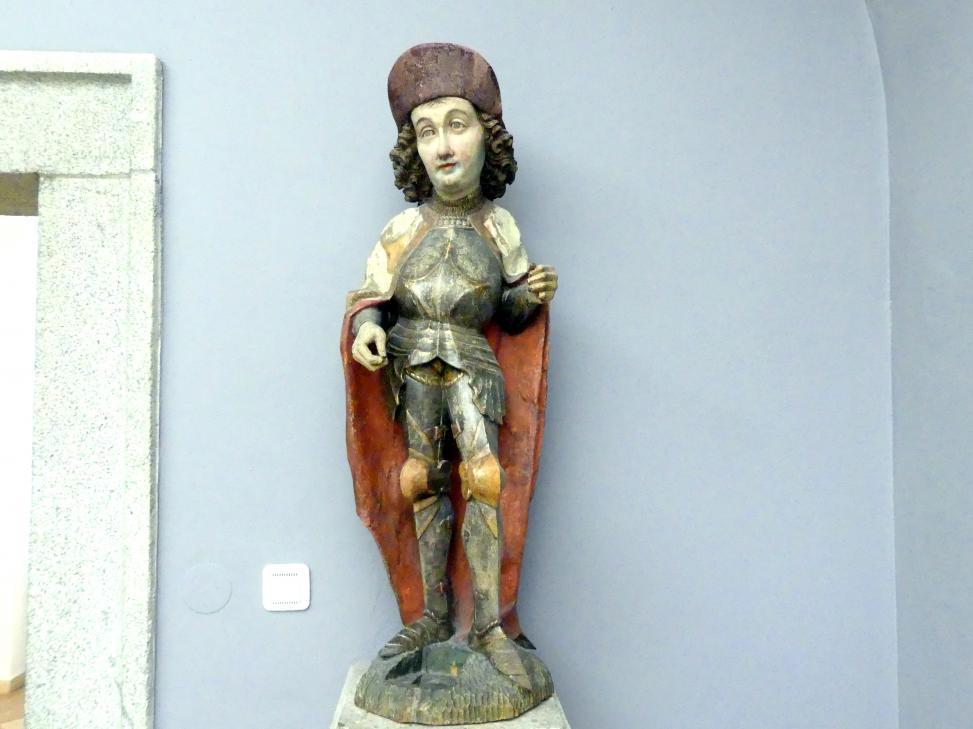 Hl. Florian, um 1460
