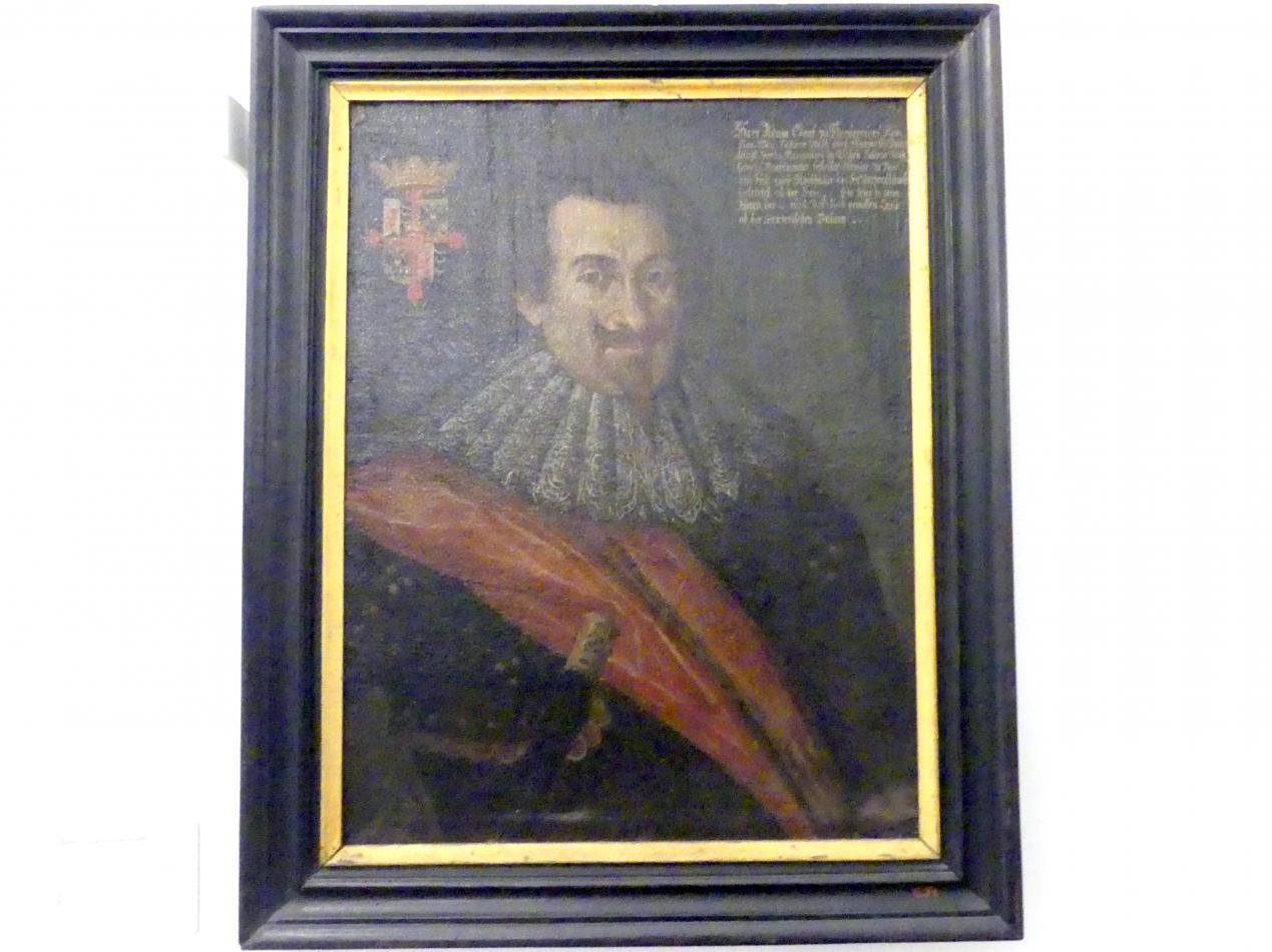 Bildnis Graf Herberstorff, 1633