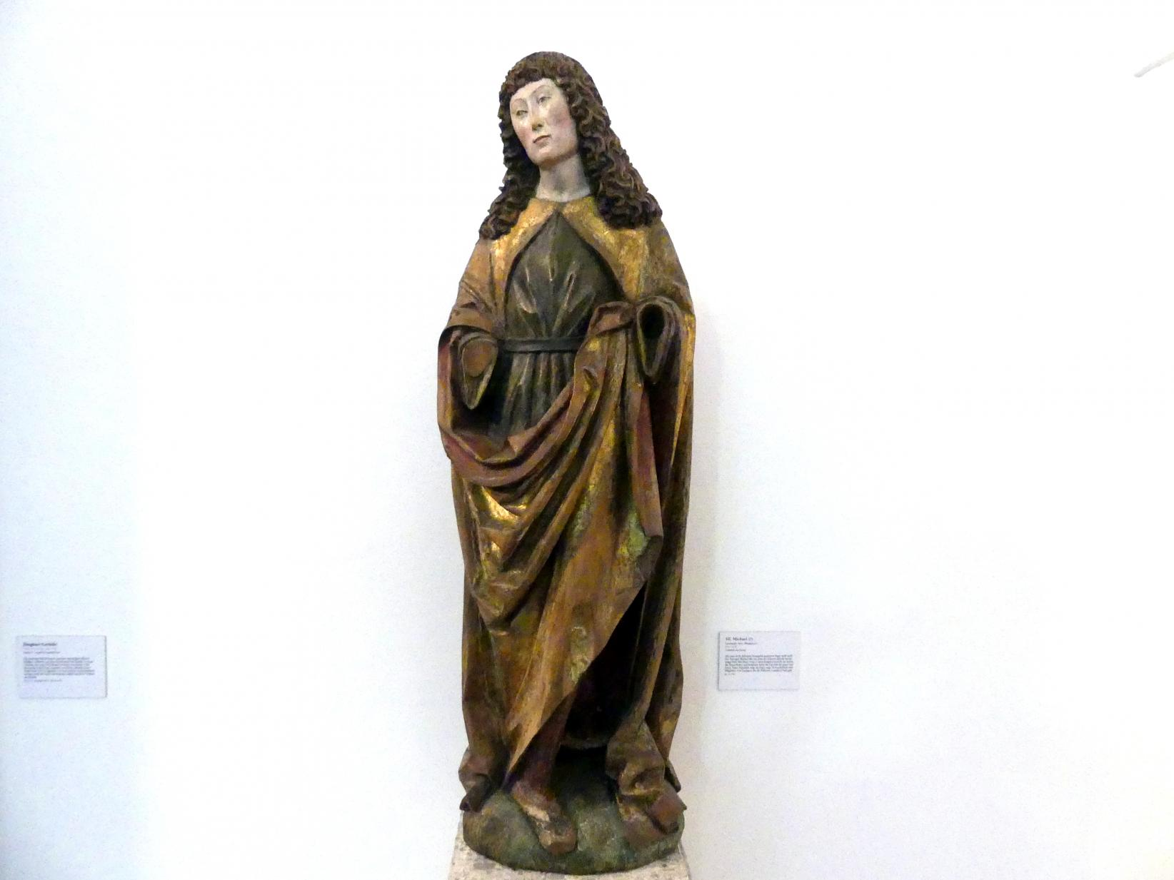 Hl. Michael (?), um 1510
