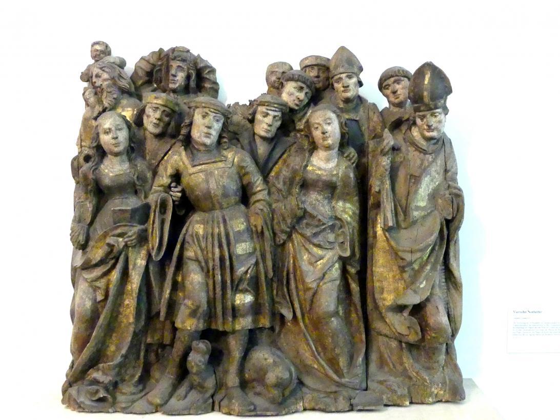 Vierzehn Nothelfer, um 1515 - 1520