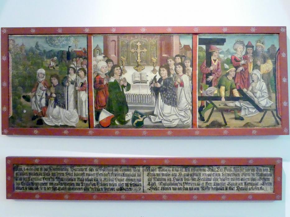 Stiftungslegende von Heiligenstadt, Um 1480