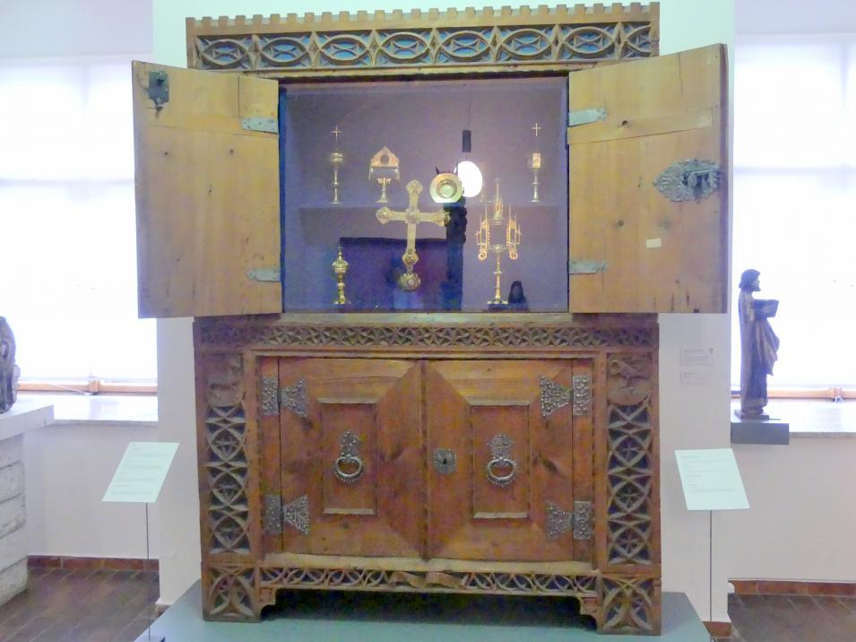 Eferdinger Sakristeischrank, 1506
