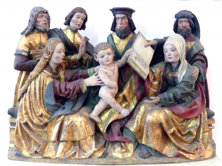 Hl. Sippe, um 1500 - 1510