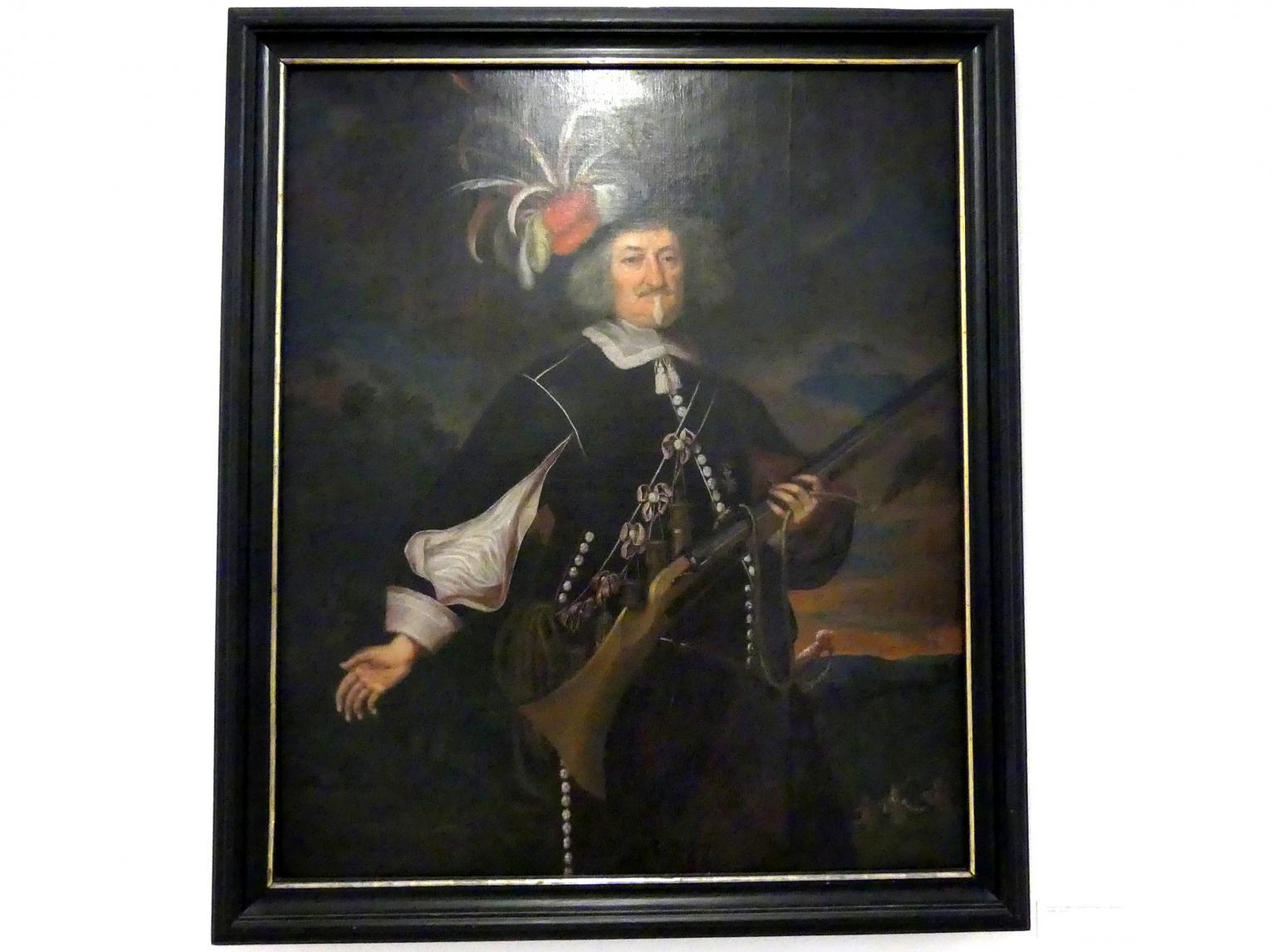 Franz Christoph Graf Khevenhüller-Frankenburg (1588-1650), Undatiert