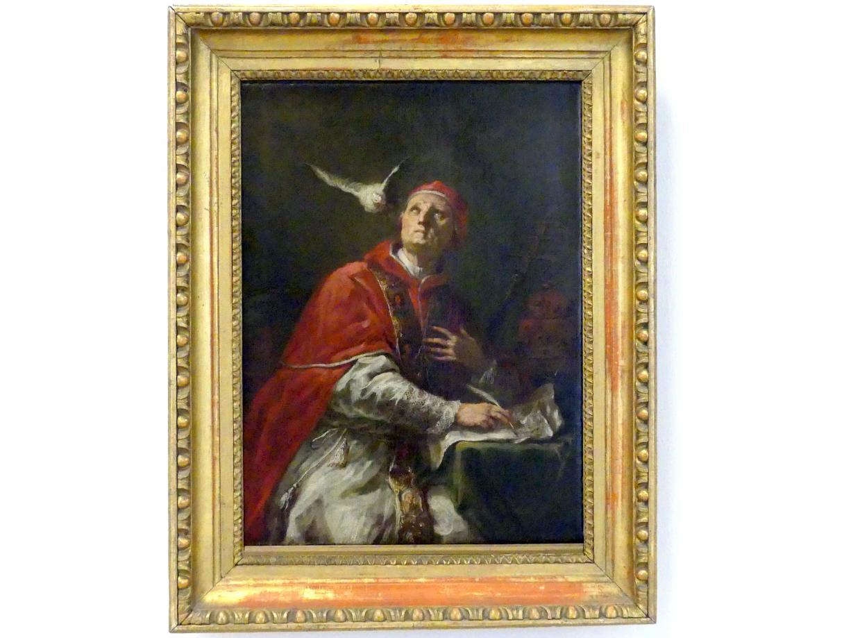 Martin Johann Schmidt (Kremser Schmidt): Papst Gregor der Große (um 540-604), Undatiert