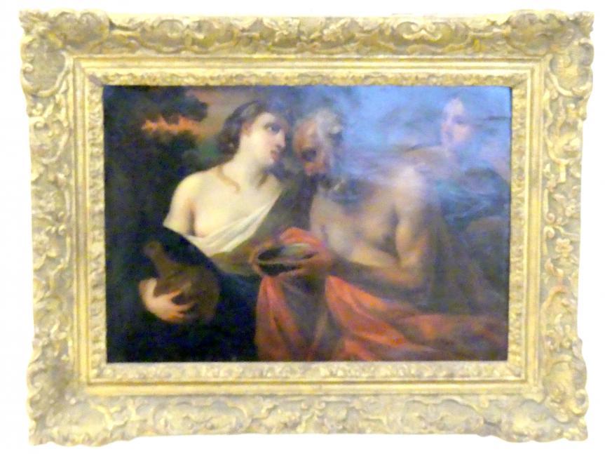 Franz Carl Remp: Loth und seine Töchter, Undatiert