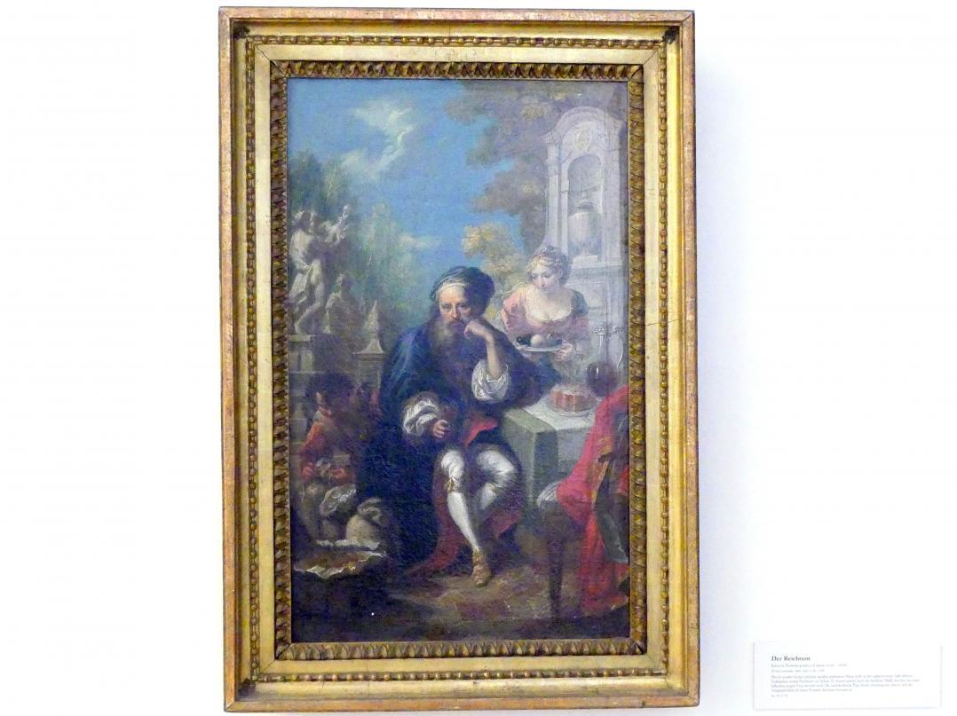 Johann Nepomuk della Croce: Der Reichtum, 1790
