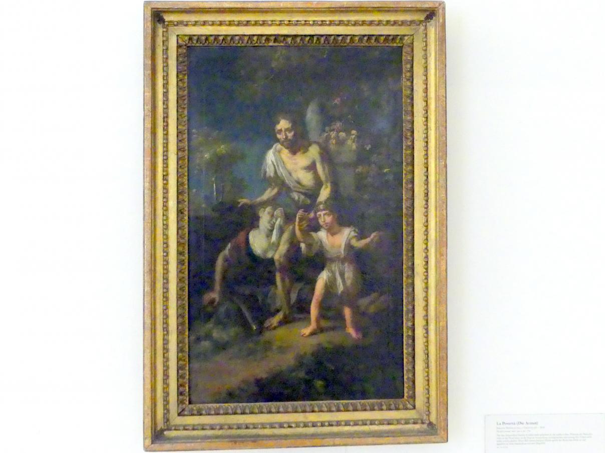 Johann Nepomuk della Croce: La Povertà (Die Armut), 1790