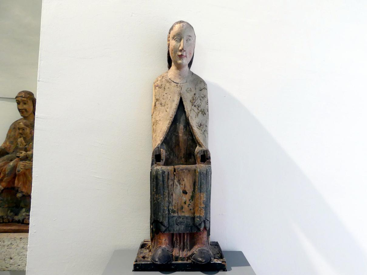 Thronende Madonna, Um 1260 - 1280