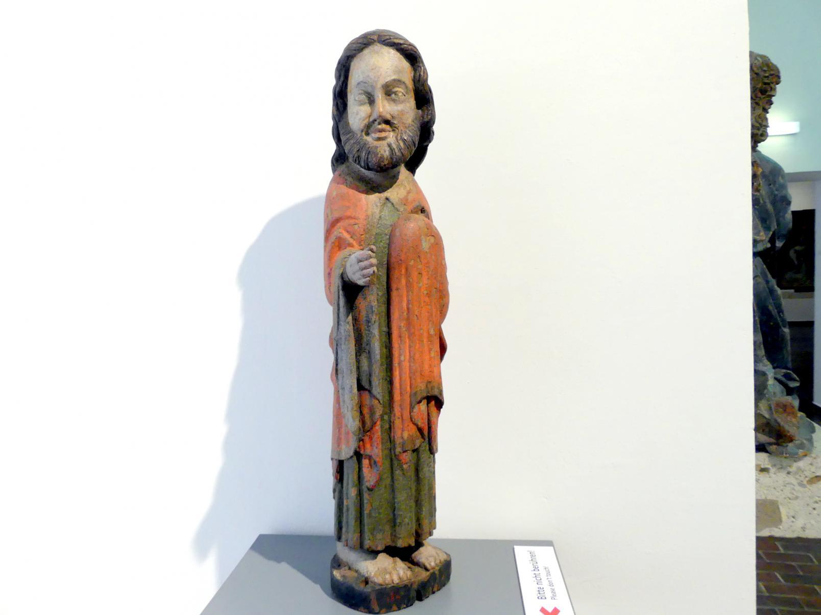 Christus oder Apostel, Beginn 14. Jhd.