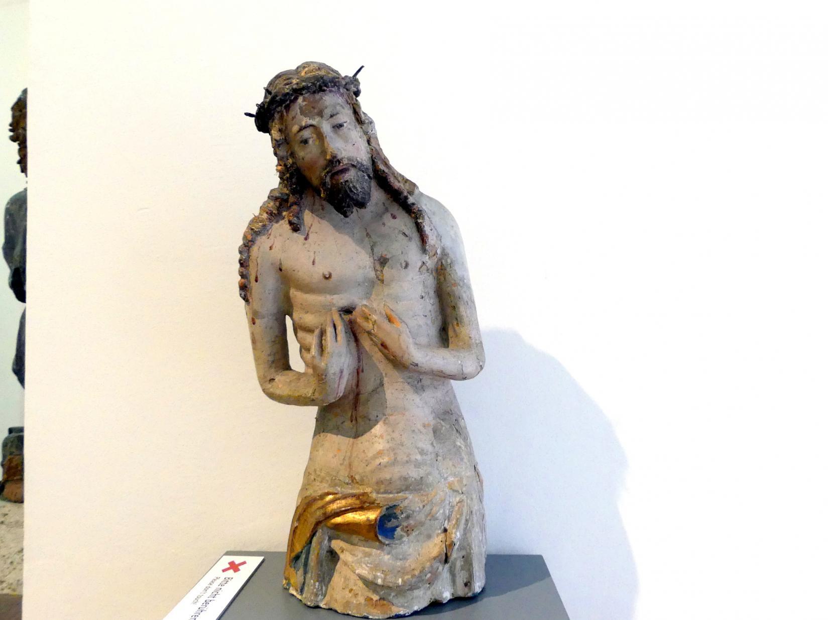 Schmerzensmann, um 1380 - 1385