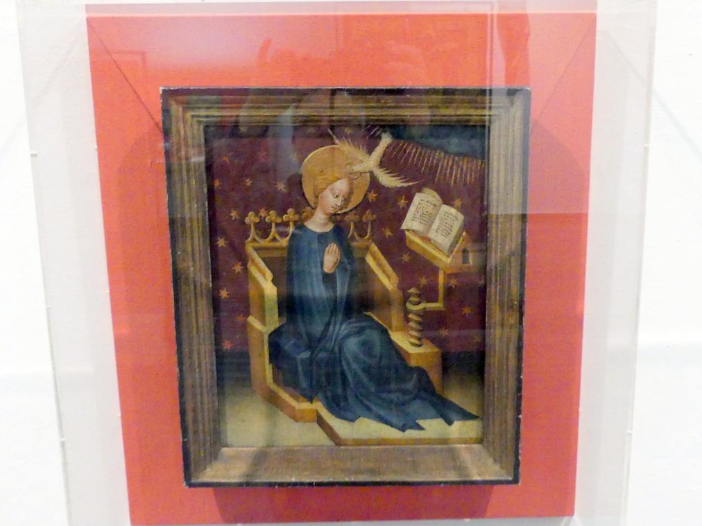 Verkündigung Mariens, um 1420