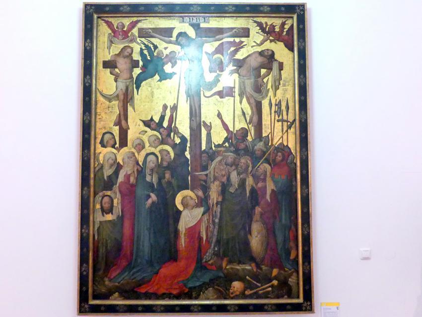 Linzer Kreuzigung, um 1435