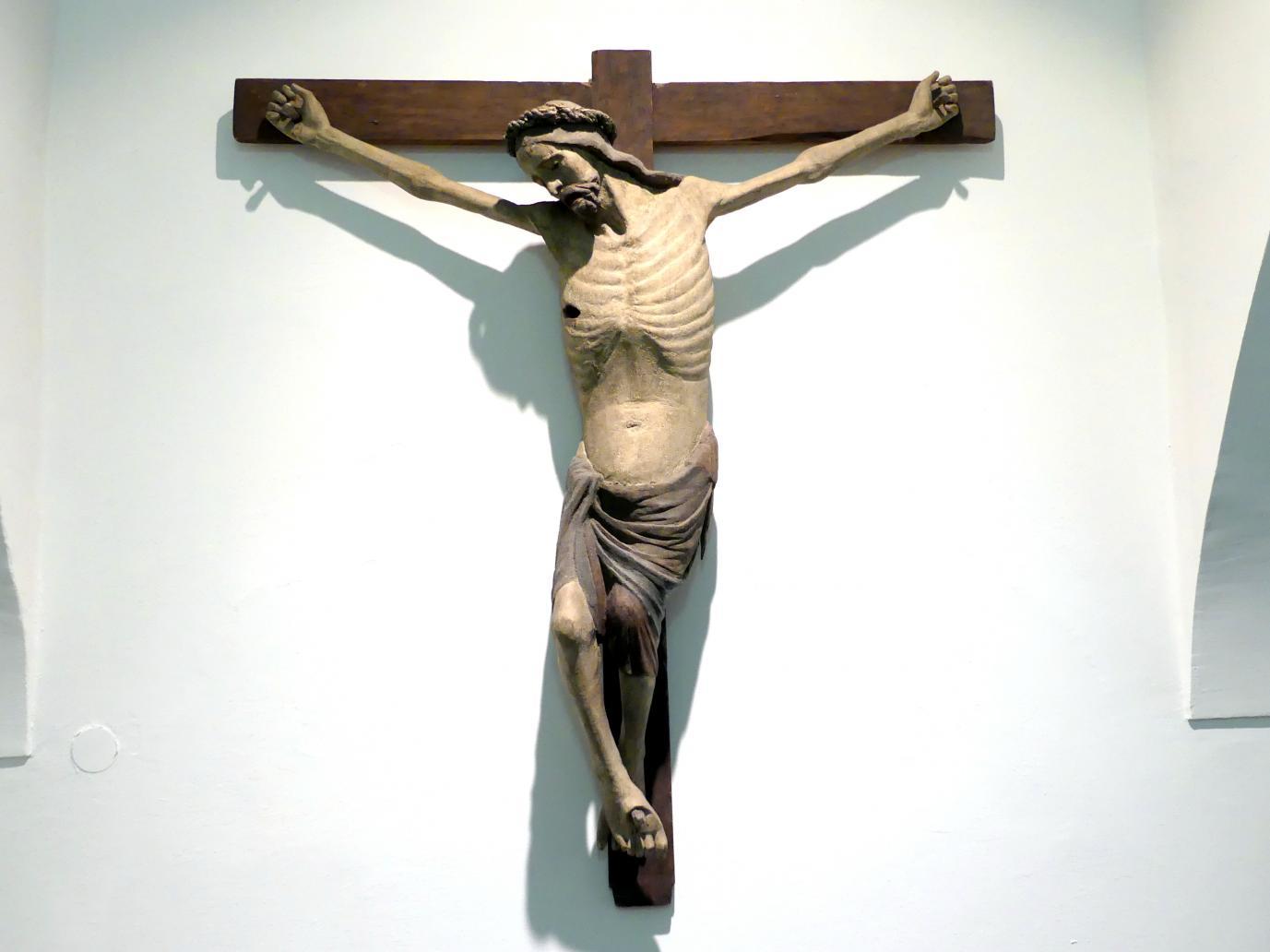 Kruzifix, 2. Drittel 14. Jhd.