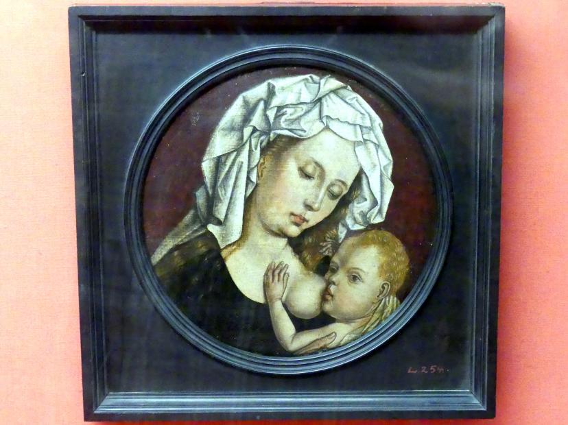 Meister von Flémalle (Nachfolger): Maria lactans, Undatiert
