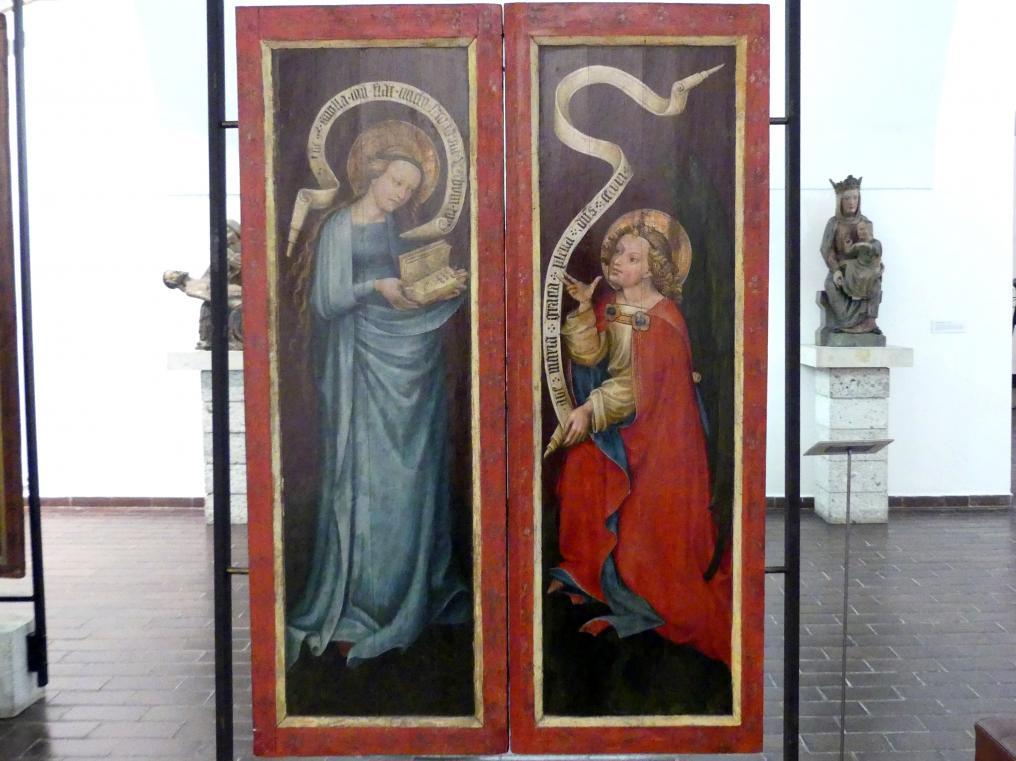 Meister des Friedrichsaltars: Hll. Wenzel und Hieronymus, um 1430 - 1450, Bild 2/3