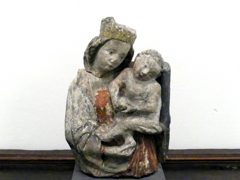 Maria mit Kind, Um 1430 - 1440
