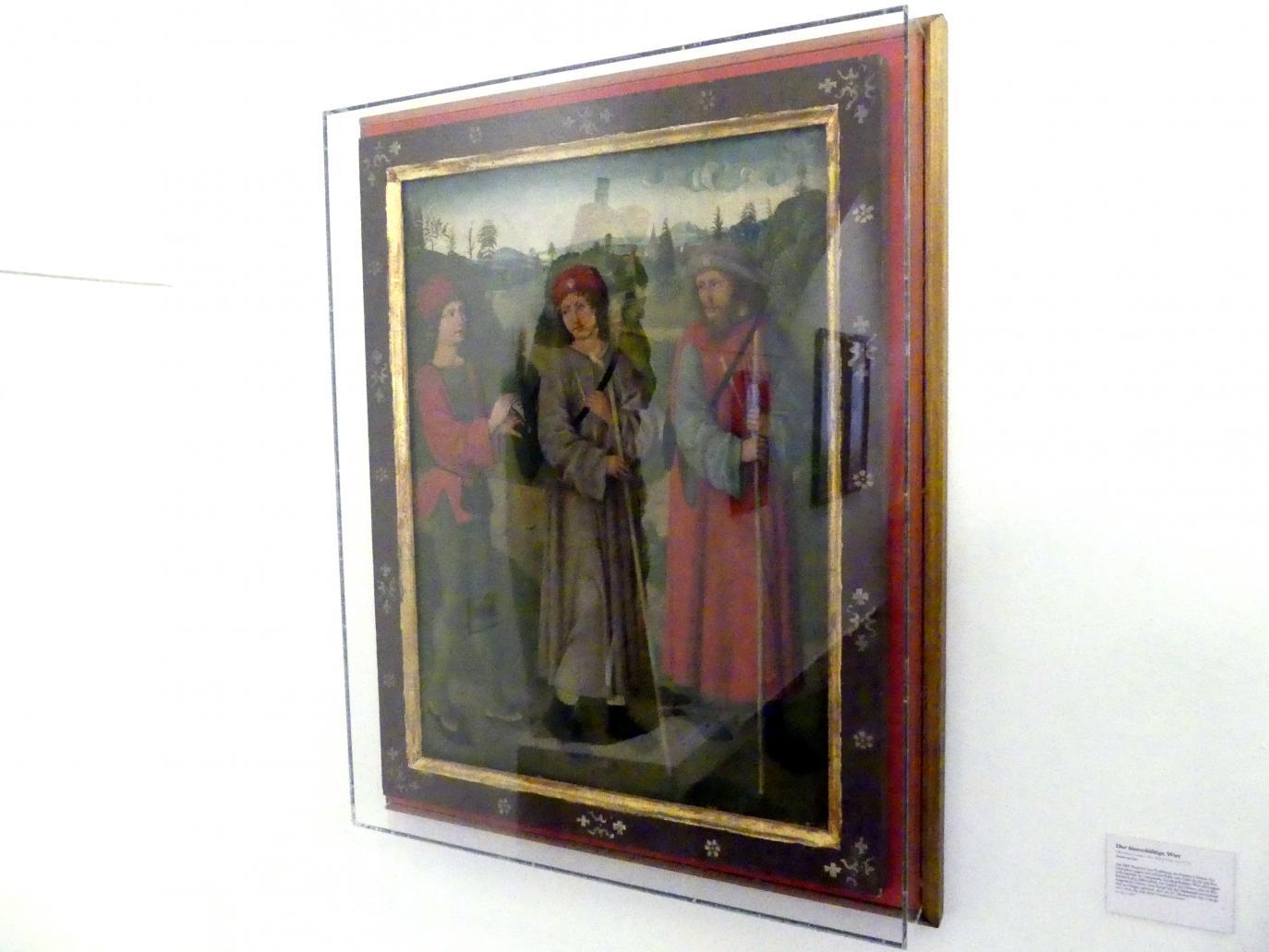 Der hinterhältige Wirt, um 1470