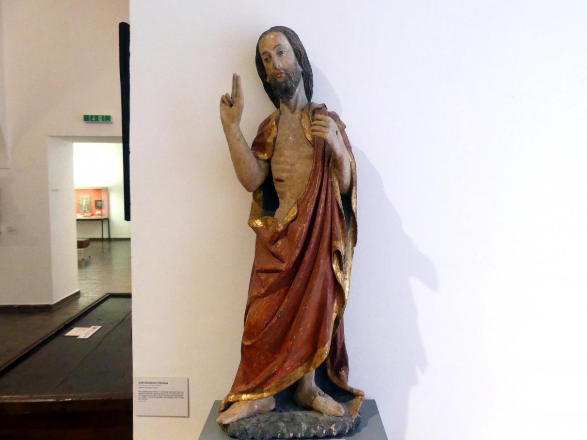 Auferstandener Christus, um 1460 - 1470