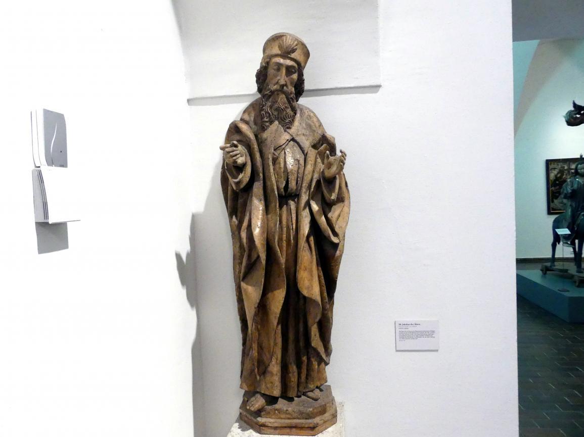 Hl. Jakobus der Ältere, Um 1460 - 1470