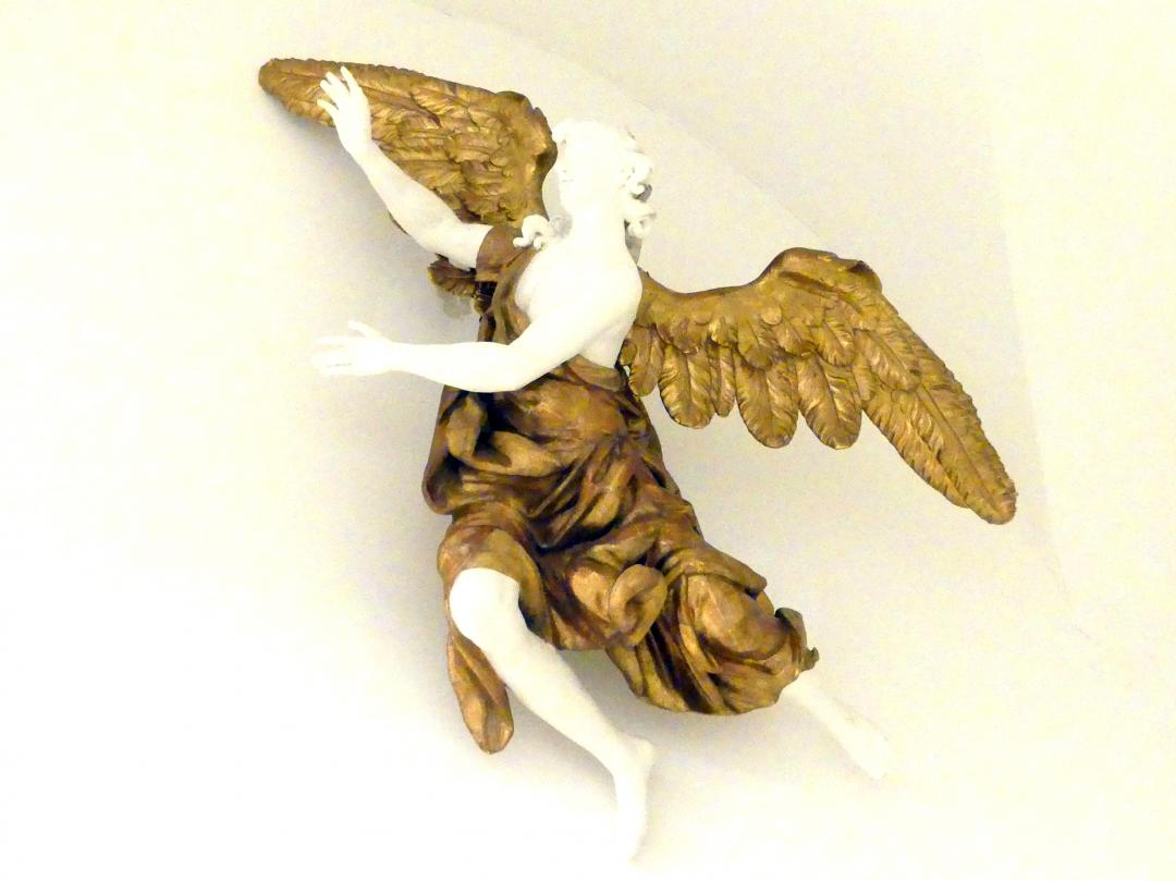 Zwei Engel, um 1700