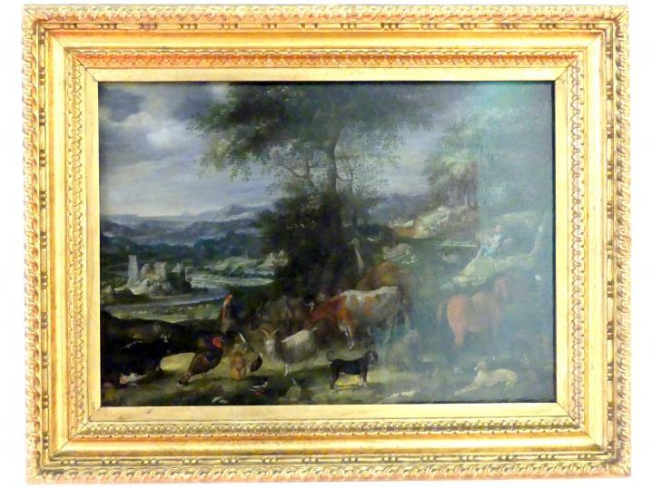 Roelant Savery: Orpheus mit den Tieren, Undatiert