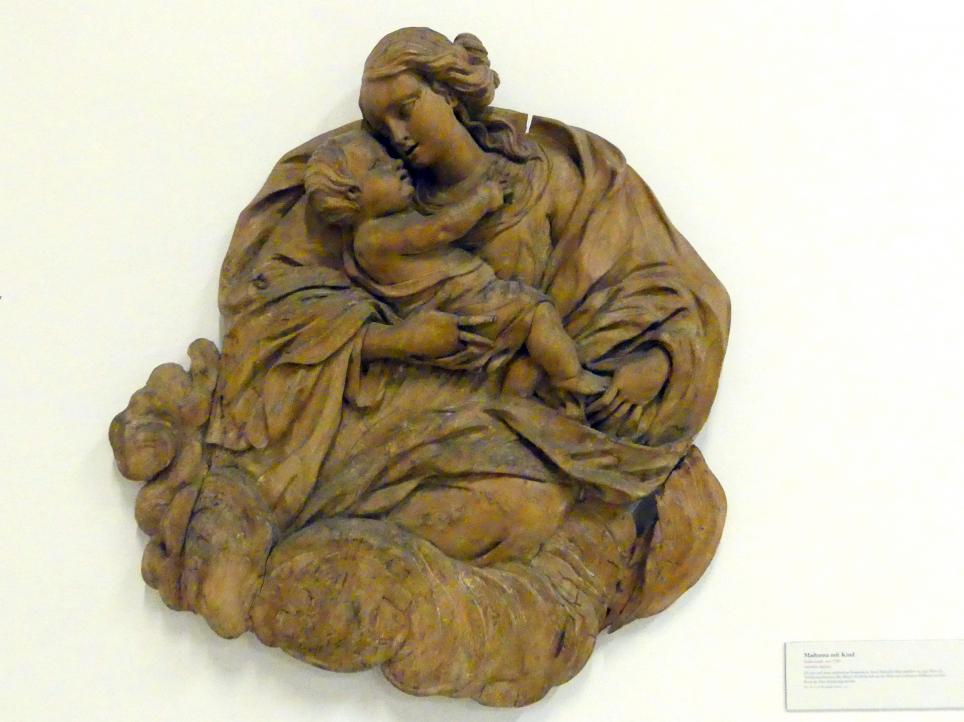 Madonna mit Kind, Um 1700