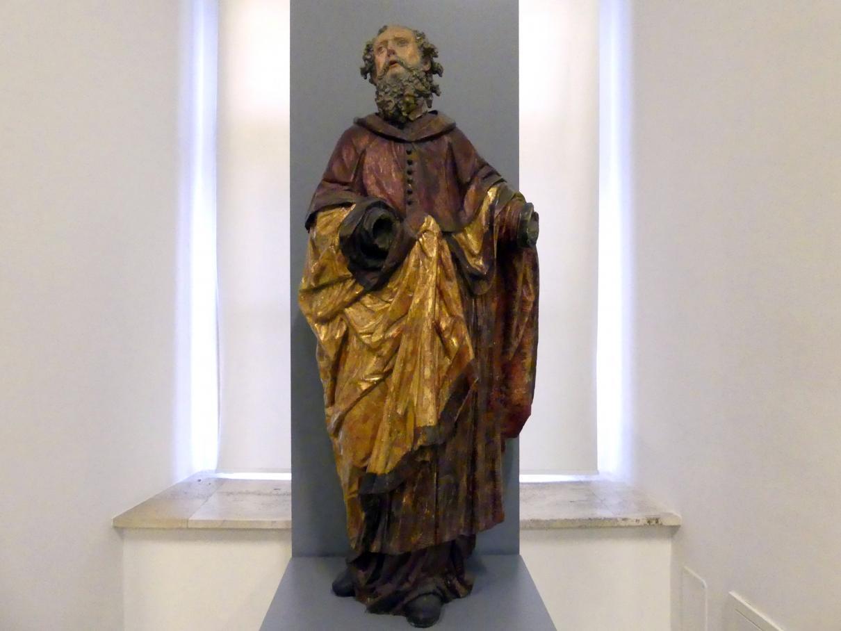 Hans Degler: Hl. Benedikt ?, 1618